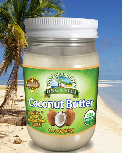 15oz Organic Creamed Coconut