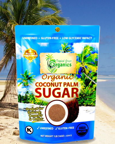 1lb Coconut Sugar